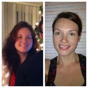 Nicole Alexandra Before and After Gardasil