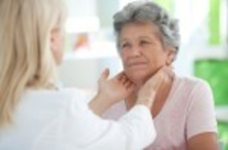 older woman thyroid