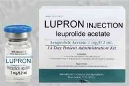Lupron Side Effects Survey