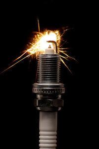 mitochondria spark plug