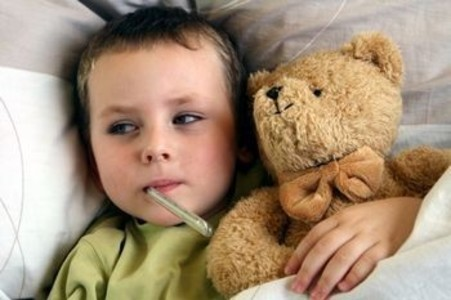 Recurrent Fever with Swollen Glands: Febrile Lymphadenopathy and Thiamine
