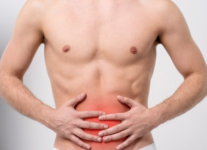 interstitial cystitis -bladder pain in men