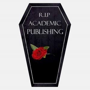 death of academic publishing