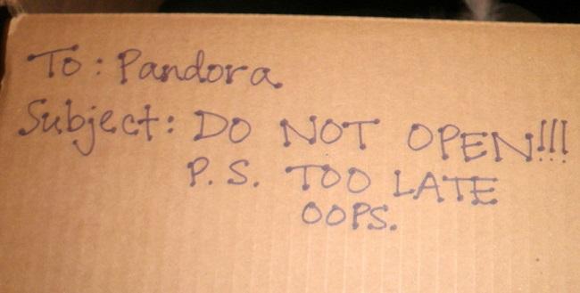 DES Pandora's Box
