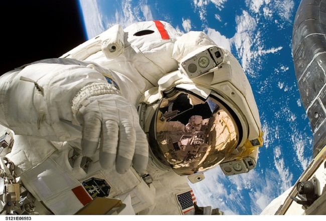 astronauts IUD intracranial hypertension SANS