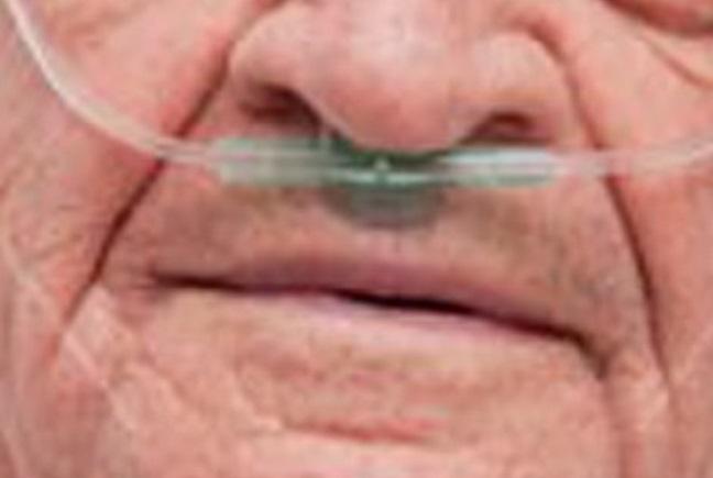 nasal oxygen