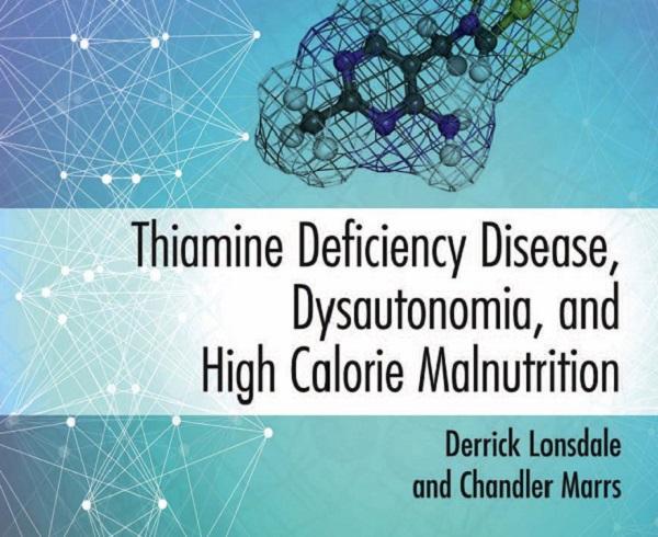 thiamine deficiency book