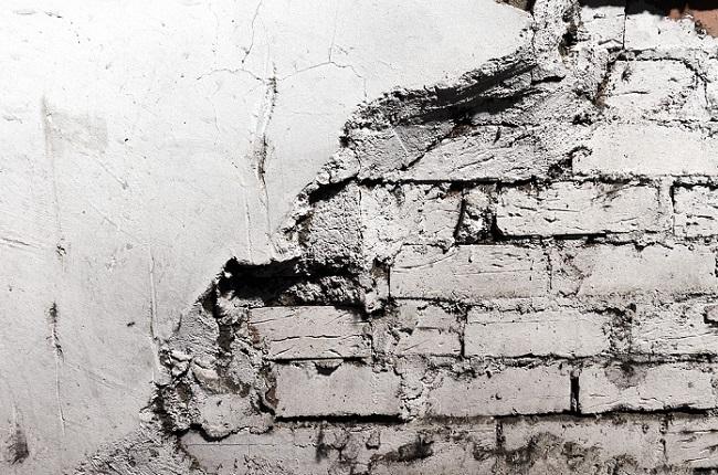 birth control brick wall