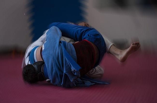 Cipro flagyl toxicity jiu jitsu athlete