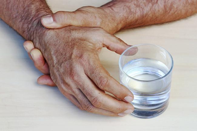 Parkinson's disease thiamine